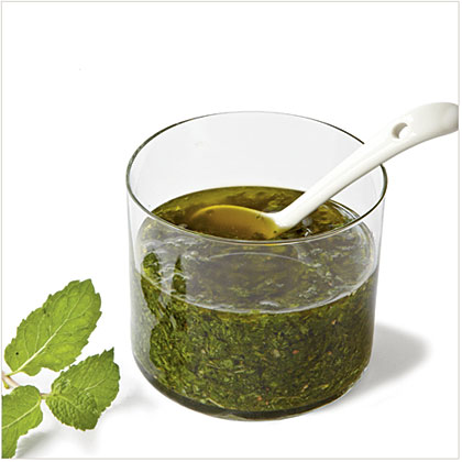 Mint Chimichurri Recipe
