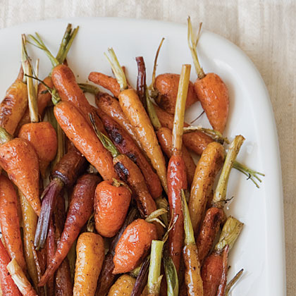 Roasted CarrotsRecipe