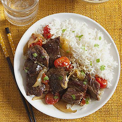 Coconut-Curry BeefRecipe