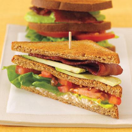 CarbLovers Club Sandwich