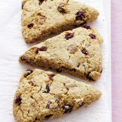 cherry-ginger-scones