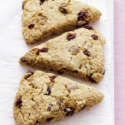 cherry-ginger-scones Recipe
