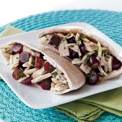 red-grape-tuna-salad