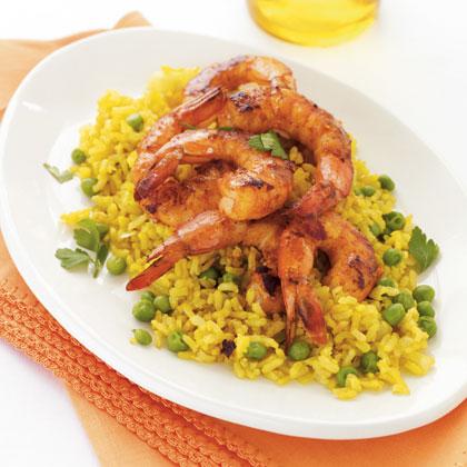 spanish-shrimp-yellow-rice Recipe
