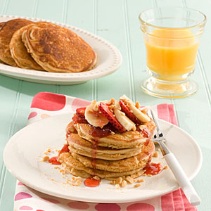 Pancakes: The King of Breakfast