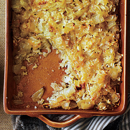 Sweet Onion Casserole Recipe