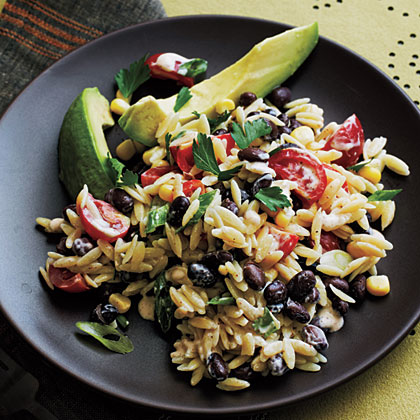 Orzo Salad with Spicy Buttermilk DressingRecipe