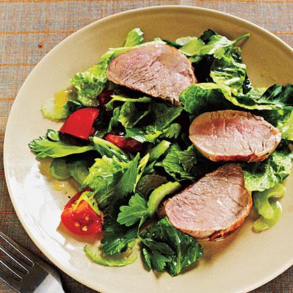 Pork Salad Provencal Recipe