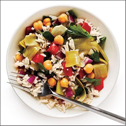 Spanish Rice Salad