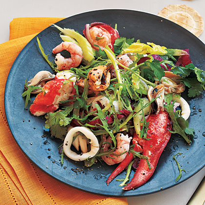 Mixed Seafood Salad
