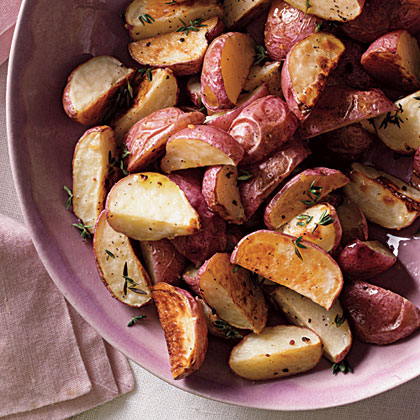 Truffled Roasted PotatoesRecipe