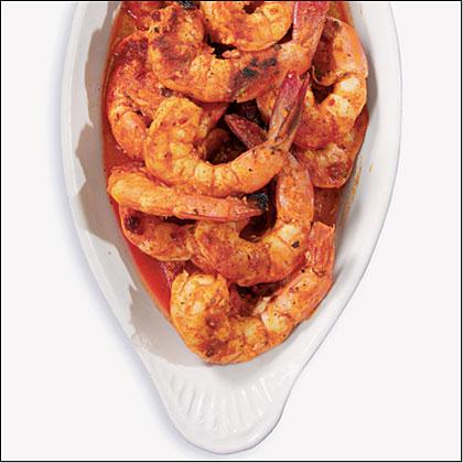 Doe's Broiled ShrimpRecipe