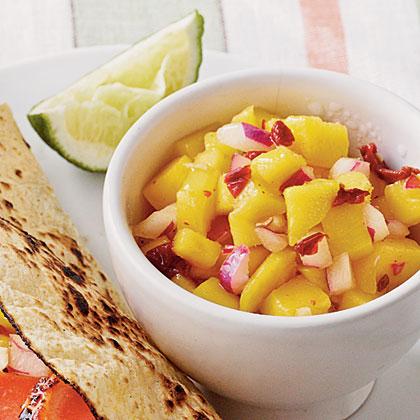 Mango Pico de GalloRecipe