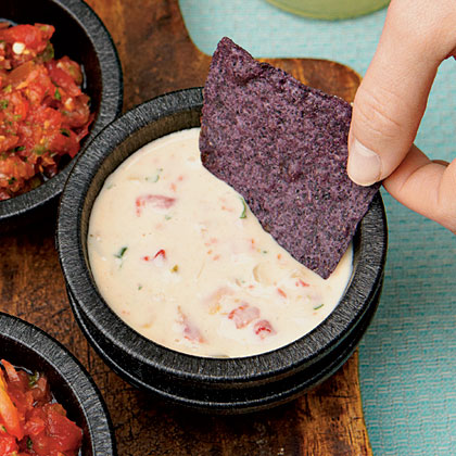 Spicy Queso Dip Recipe Myrecipes