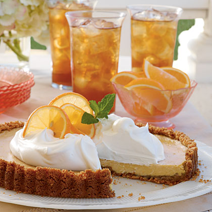 Sweet Tea Icebox Tart Recipe