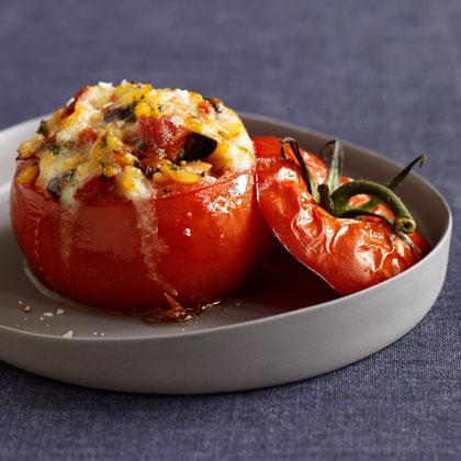 Triple Tomato Orzo
