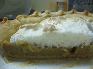 Grandpa's Butterscotch Pie