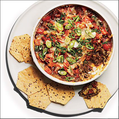 Baked Black Beans with ChorizoRecipe