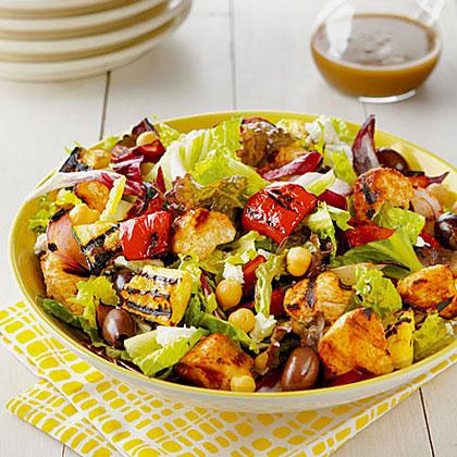 Grilled Chicken SaladRecipe