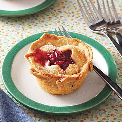 Mini Cherry PiesRecipe