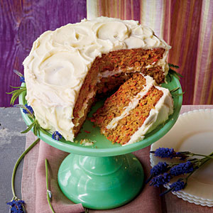 Adventures with Carrot Cake