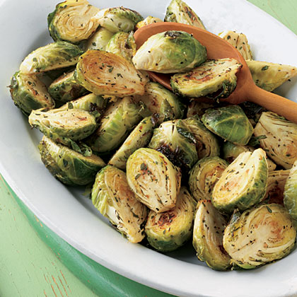 Roasted Brussels SproutsRecipe