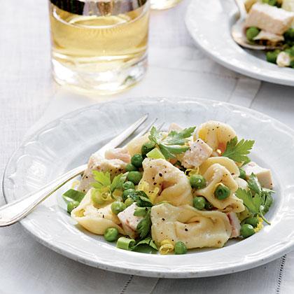 Chicken-and-Tortellini Salad