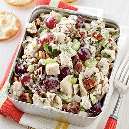 Creative chicken salad recipes