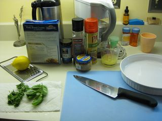 The Importance of Mise En Place