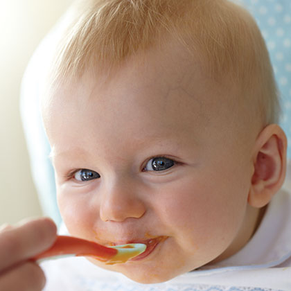 Homemade Baby Food Tips