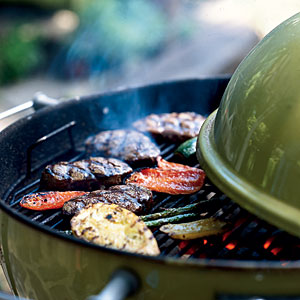 Summertime Checklist--Grill Style