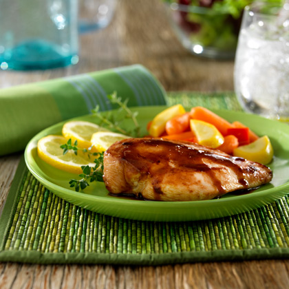 SPLENDA® Easy Lemon Chicken