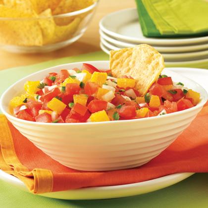 SPLENDA® Southwest Citrus Salsa