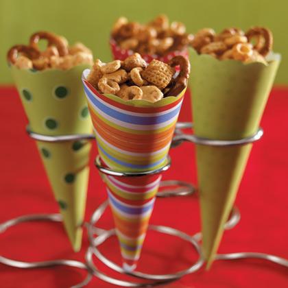 SPLENDA® Sweet and Spicy Snack Mix