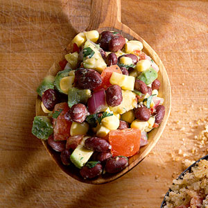 The Case of the Mysterious Corn-and-Bean Salad