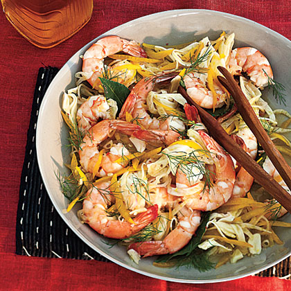 Marinated Shrimp Salad