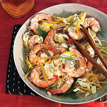 Marinated Shrimp Salad Recipe