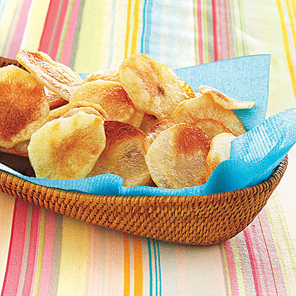 Homemade Potato ChipsRecipe