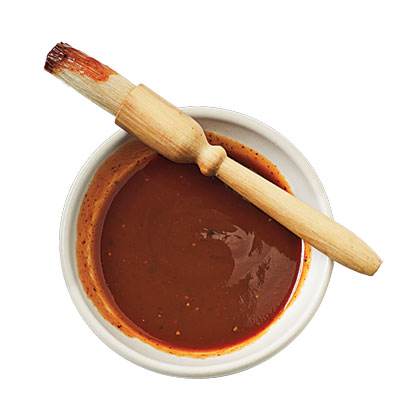Tangy Coffee Barbecue Sauce RecipeThe addition of brewed coffee to a tomato-based barbecue sauce adds a whole new depth of rich flavor.  This zesty condiment is great with grilled steaks, pork, or chicken.