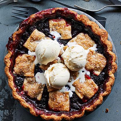 Anjou Bakery's Marionberry Pie