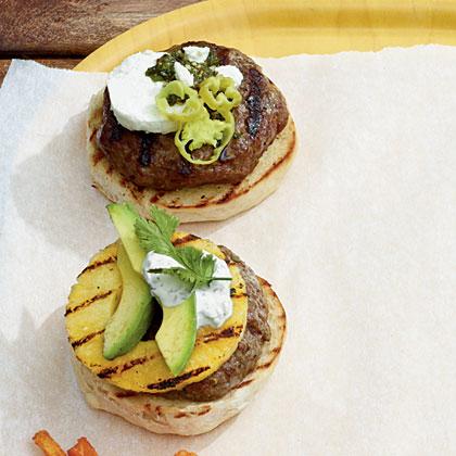 Best Beef Burgers Recipe
