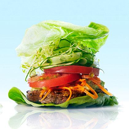 SoCal Veggie Burgers Recipe