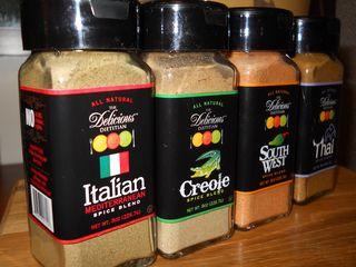 Salt-Free Seasonings
