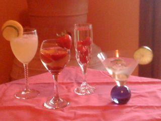 Fruity Summertime Beverages