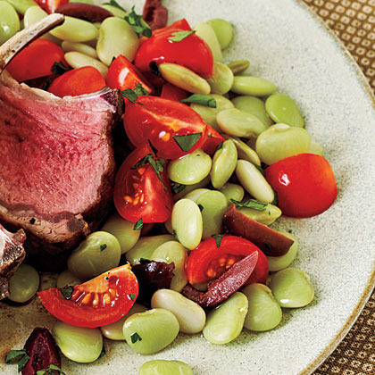 Fresh Lima BeansRecipe