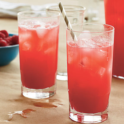 Fresh Raspberry LemonadeRecipe
