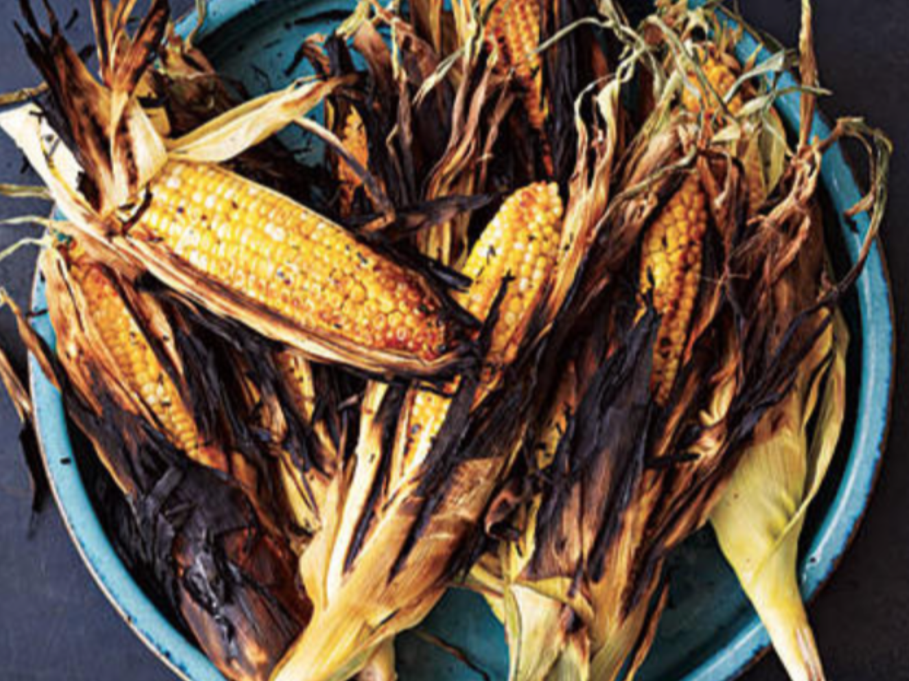 How to prepare fresh corn on the cob on grill