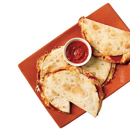 Kid-tastic Pizzadillas