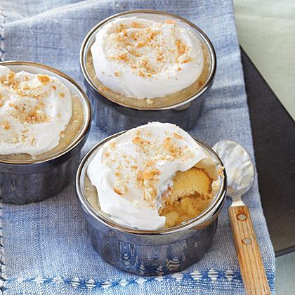 Roasted Banana Pudding Recipe