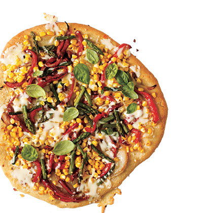 Summer Veggie Pizza